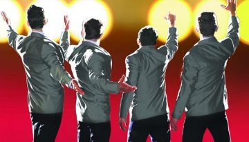 Jersey Boys is Coming to Phoenix Theatre