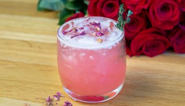 Will You Accept This Rose Cocktail From True Food Kitchen?