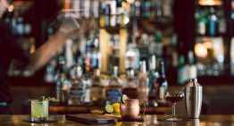 Now You're Looking Pretty in a Hotel Bar: Top Spots to Sip