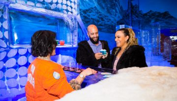 Polar Play Ice Bar Reopens After Renovation