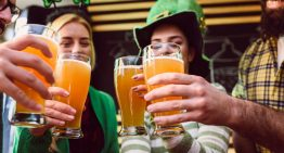 Go Green: St. Patrick's Day Parties