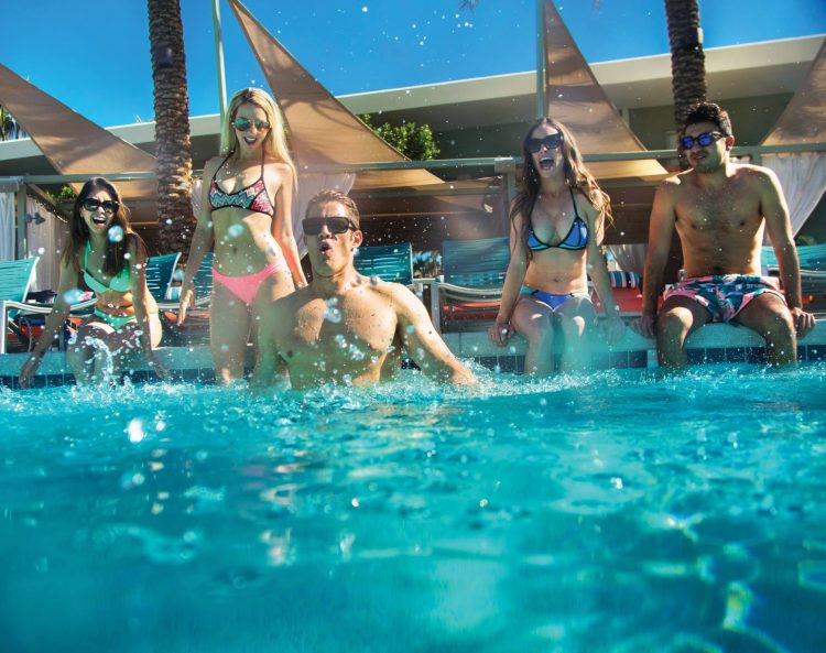best phoenix pool parties