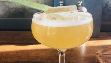 Caribbean-Inspired Cocktails Debut at Blue Hound Kitchen