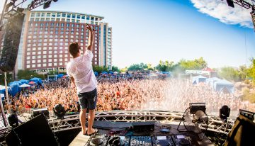 Steve Aoki and Yellow Claw to Headline Memorial Day Weekend RELEASE Pool Parties