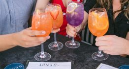 An Elevated Take on the Aperol Spritz from The Henry
