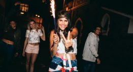 Baby You're a Firework: July 4th Parties and Celebrations