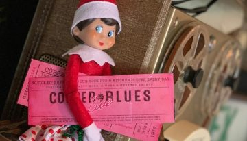 Copper Blues Live Hosting Christmas in July Themed Week