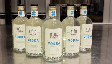 Cool Off With Blue Clover Distillery Cocktails