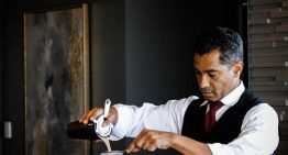 Behind the Bar: Robert Porter of J&G Steakhouse