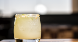 Drink Up: Ginger Margarita at J&G Steakhouse