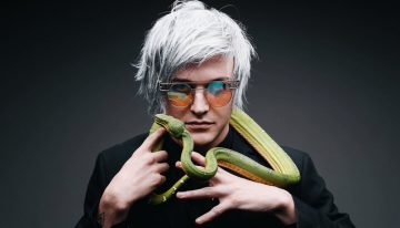 Ghastly: Q&A with EDMs King of Thrills and Chills