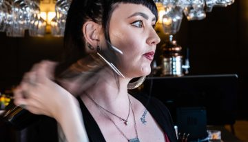 Behind the Bar: Stevie Raeann of FLINT by Baltaire