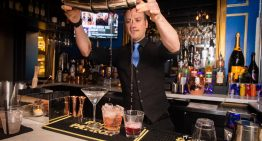 "Behind the Bar: Ryan Bearden (""RB"") of Kelly's at SouthBridge"