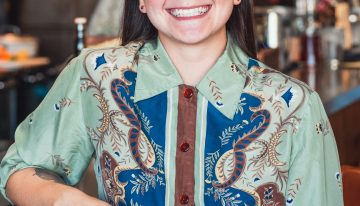 Behind the Bar: Aneka Otte of Clever Koi and Across the Pond