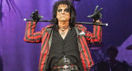 Alice Cooper's Annual Christmas Pudding Returns This Month