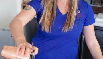 Behind the Bar: Angie Engelmann of Omni Montelucia's Taqueria Centro
