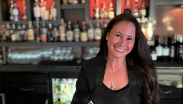 Behind the Bar: Stephanie Riggio of Different Pointe of View