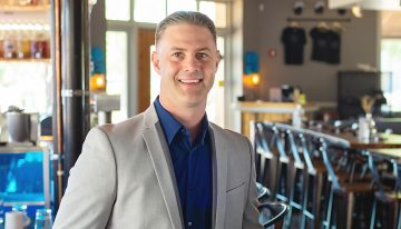 Behind the Bar: Weston Holm of Blue Clover Distillery
