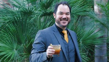 Behind the Bar: PJ Baron of Hotel Valley Ho
