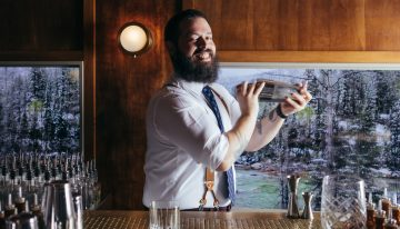 Behind the Bar: Jimmy Pederson of Undertow