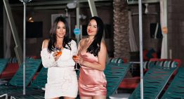 Cabanas After Dark Series Kicks Off With the Bella Twins' Rosé Launch