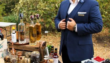 Behind the Bar: Carlos Ruiz of JW Marriott Starr Pass Resort & Spa