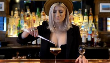 Behind the Bar: Lexi Johnson of MercBar
