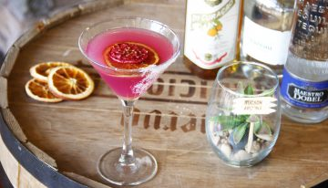 Recipe: The Carlito from JW Marriott Starr Pass