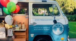 Tequila Corrido Launches Tequila Bus Delivery With CRUjiente Tacos