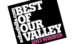 Best Of Our Valley 2013: Tickets For Sale!