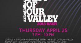 Best Of Our Valley 2013 Event: Sneak Peek