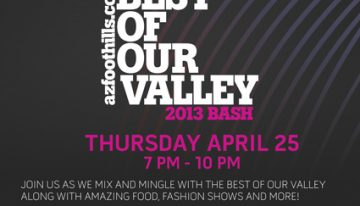 Best Of Our Valley 2013 Event: Sneak Peek
