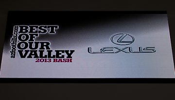 Best Of Our Valley 2013 Event Recap
