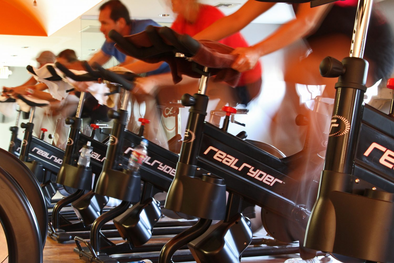 Best Place to Take a Spin Class