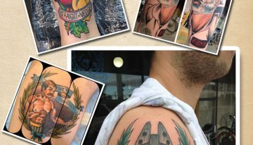 Jason Anthony of AZ's Golden Rule: What to Expect When Getting a Tattoo