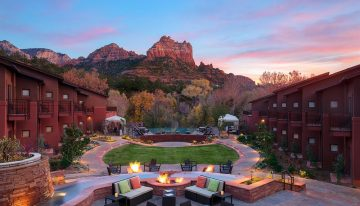 Best Sedona Hotel 2015: Amara Creekside Resort and Spa