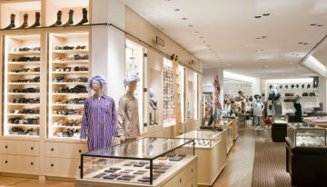 Barney's New York: 2015 Best Shoe Shopping/Best Handbag & Accessories/Best Fragrance Selection/Best Department Store