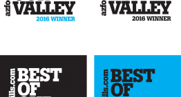 Best of Our Valley 2016 Winner Logos