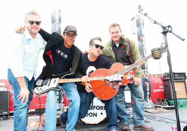 Best Local Band:Musician Elvis Before Noon