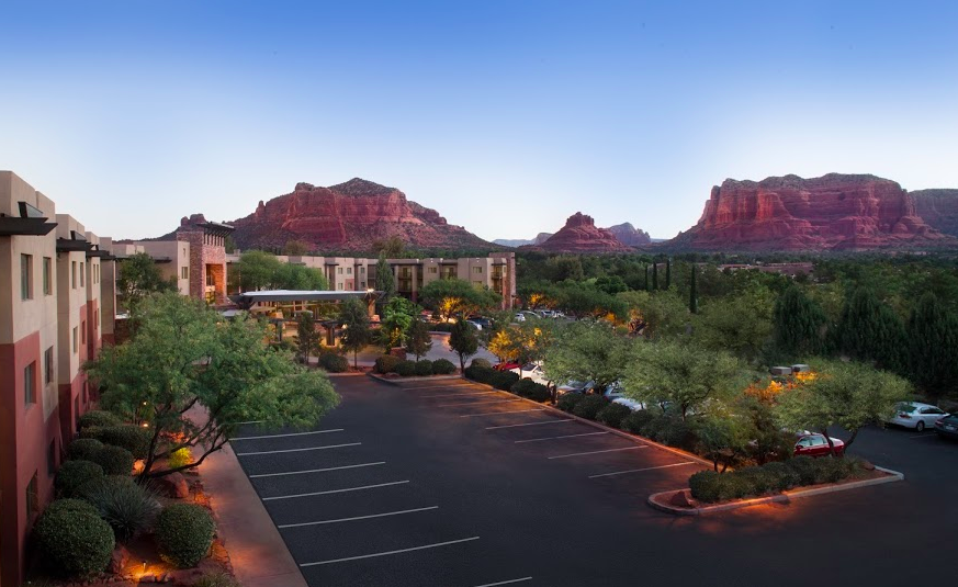 Best Sedona Resort Hotel Hilton Sedona Resort at Bell Rock