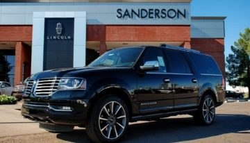 Best Lincoln Dealership in the Valley: Sanderson Lincoln