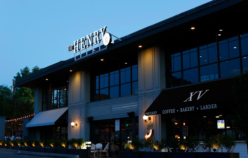 AFM FAVE Best Business Lunch Spot The Henry