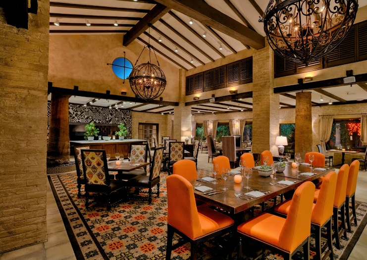 AFM FAVE Best Resort Restaurant T. Cook's at Royal Palms Resort and Spa, A Destination Hotel