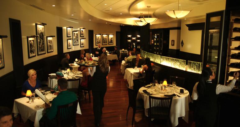 Best Steakhouse Shula's Steak House