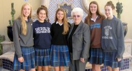 Sister Joan Fitzgerald: Most Influential in Valley Education