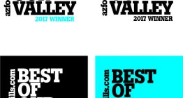 Best of Our Valley 2017 Winners Logos