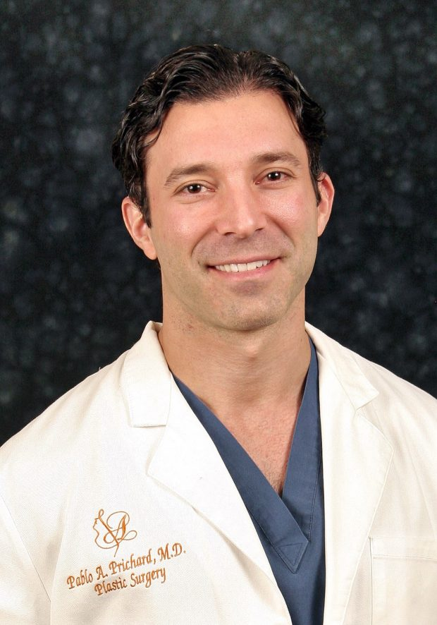 Dr Pablo Prichard