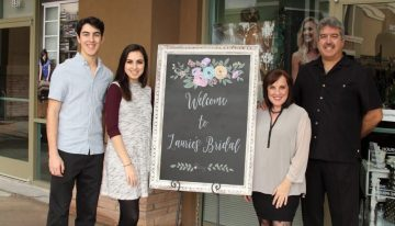 Best of Our Valley Spotlight: Laurie's Bridal, 'Best Wedding Dress Shop'