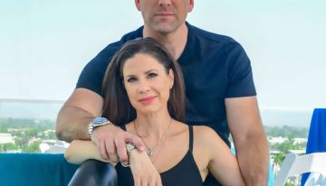 Favorite Valley Couple: Drs. John Robinson and Cristina Romero Bosch
