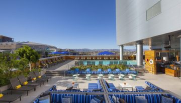 Best of Our Valley Spotlight: Lustre at Hotel Palomar, 'Best Rooftop Bar'